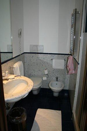 Windrose Hotel: Bathroom