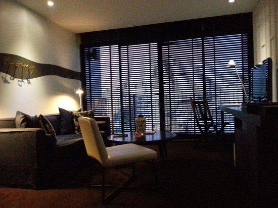 Tenface Bangkok: The living room