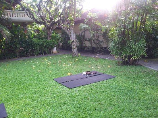 Puri Santrian: Yoga