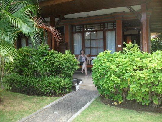 Grand Istana Rama Hotel Bali : our ground room room