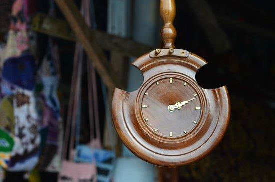 Pasar Serikin: hand made decorations