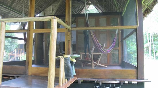 Inkaterra Reserva Amazonica : A view into your room