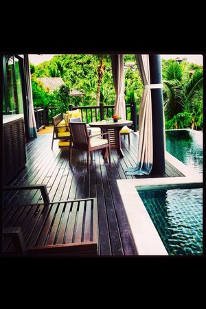 Four Seasons Resort Koh Samui Thailand: Villa
