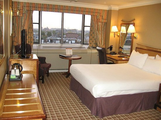 Room 1130 Picture Of Copthorne Tara Hotel London