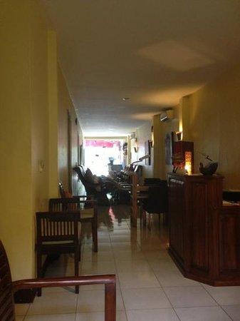 Soma Massage & Spa: inside the salon