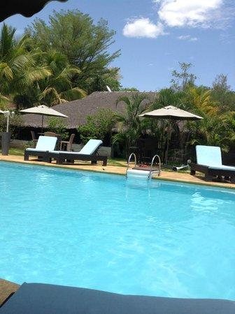 Hôtel Fishing Residence: plus belle piscine de Majunga