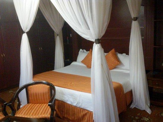 Cold Springs Karen Boutique Hotel: Nice Bedset