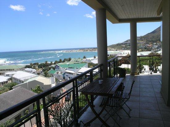 Primi Royal: Our balcony