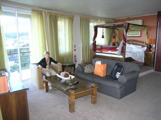 Primi-Royal: Our room