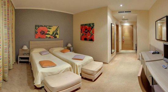 NasHotel: Executive Twin room
