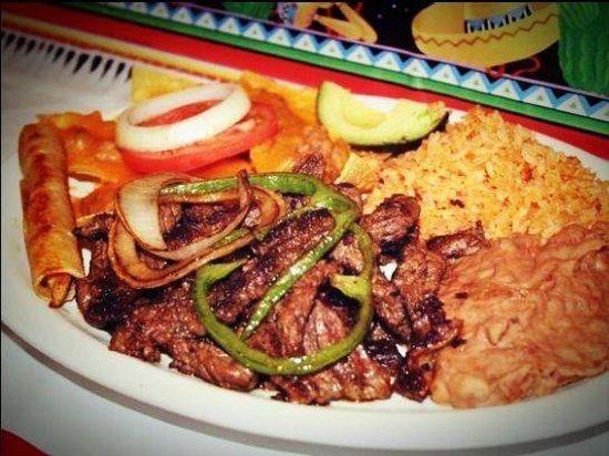 Monterrey Cafe Weslaco Menu