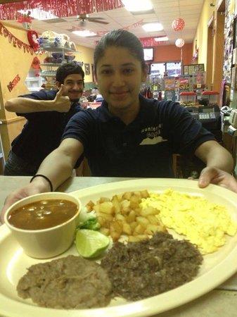 Monterrey Cafe Weslaco Tx Menu
