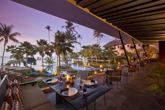 Full Moon Char Grill Restaurant Picture Of Anantara Bophut Koh