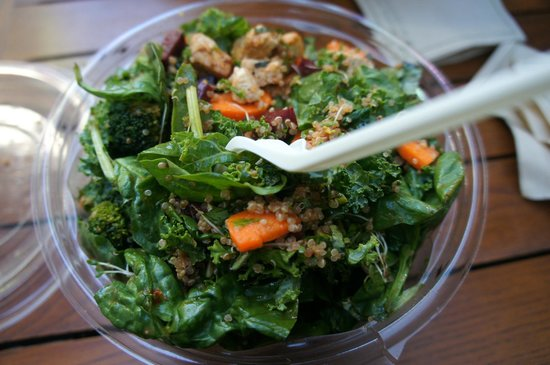 Sweetgreen: Spicy sabzi salad