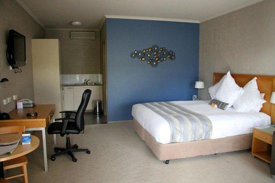 Comfort Inn & Suites Blazing Stump: Bedroom