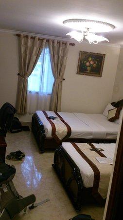 Hoang Lien Hotel: Bedroom