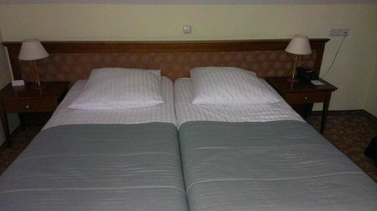 Amberton Hotel: номер