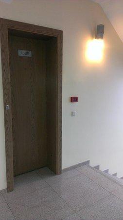 Amberton Hotel: номер на пятом этаже