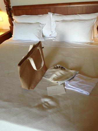 The Residence Mauritius : Room n Hineymoon Freebies