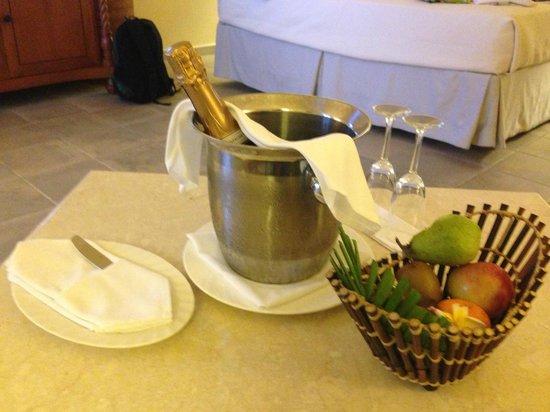 The Residence Mauritius : Honeymoon Freebies