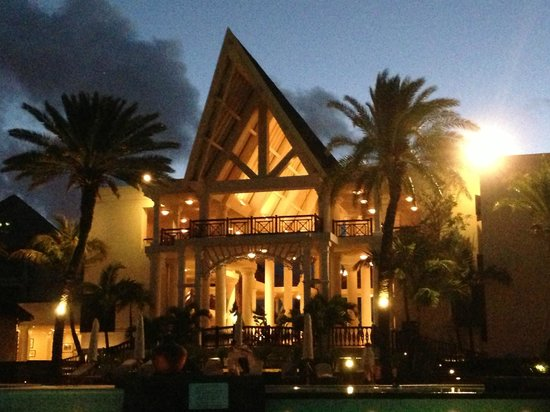 The Residence Mauritius : The residence