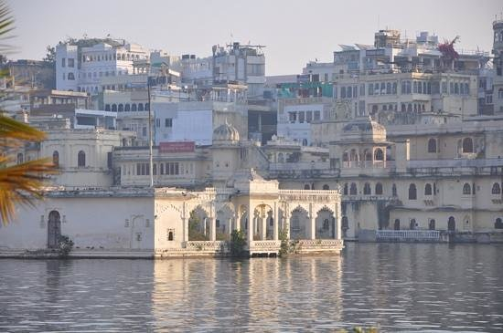 Amet Haveli : view from amrohi