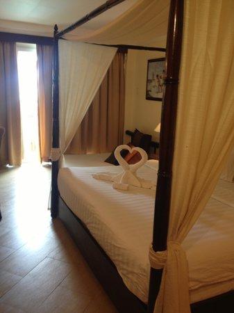 Boracay Mandarin Island Hotel: Premiere Deluxe SeaView Room