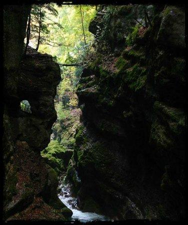 Taubenlochschlucht, Bözingen, Biel