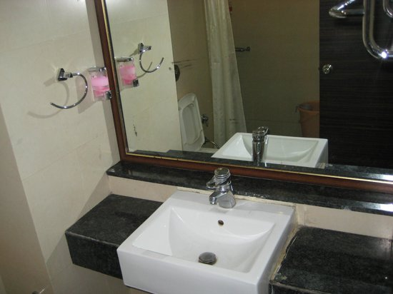 Hotel Ivory Retreat: Toilet 2