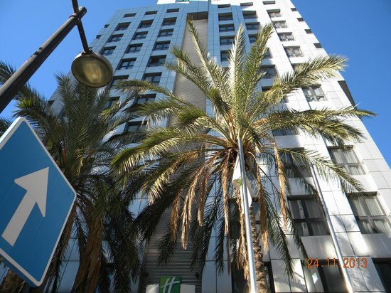 Hotel Alameda Plaza: Vista hotel dall entrata