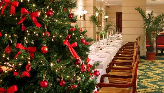 Kempinski Hotel Moika 22: Christmas and New Year's Eve Banquets