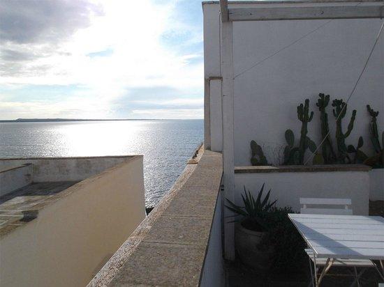 terrazzo sul tetto - Foto di Corte Moline, Gallipoli - TripAdvisor