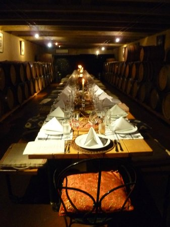 Poderi Crisci: cosy lunch for 50+ friends
