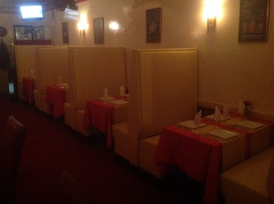 Krishna: New Comfy and Private Booths