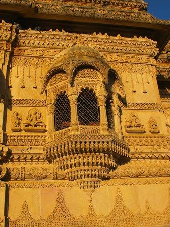 Sanatan Temple : Detail