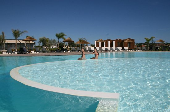 Le Residenze Archimede: swimming pool