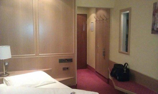 Hotel Azenberg: Einzelzimmer
