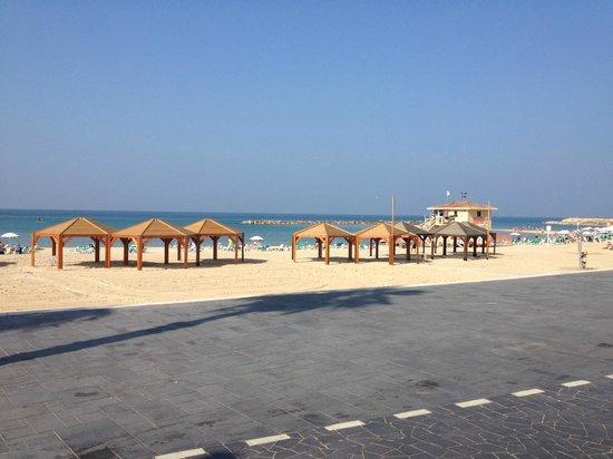 Crowne Plaza Tel Aviv City Center: Crowne Plaza Beach