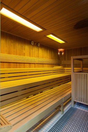 Parkhotel Cup Vitalis: Wellness / Sauna