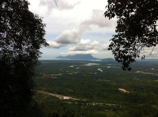 Kubah National Park: Смотровая площадка