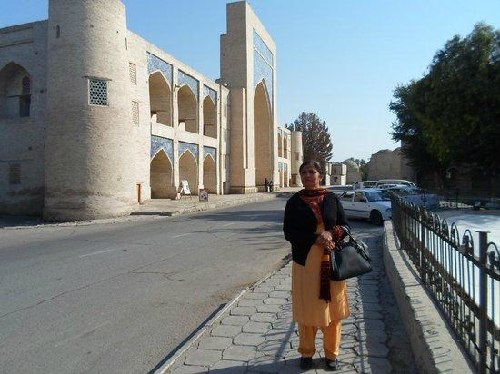 Kukeltash Madrasah: Kukeldosh Madrasah, Bukhara