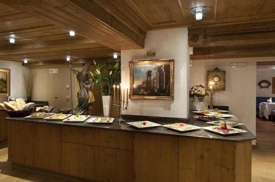 Sassongher Hotel: Ristorante