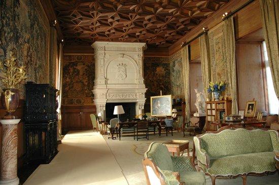 Grand Salon du Château de Serrant (Collection de Serrant)
