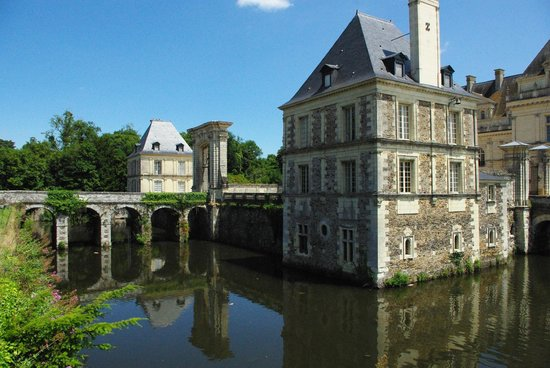 Saint-Georges-sur-Loire, Γαλλία: Château de Serrant (Collection de Serrant)
