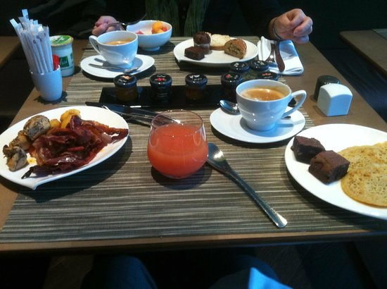 Pullman Paris Centre - Bercy: petit déjeuner