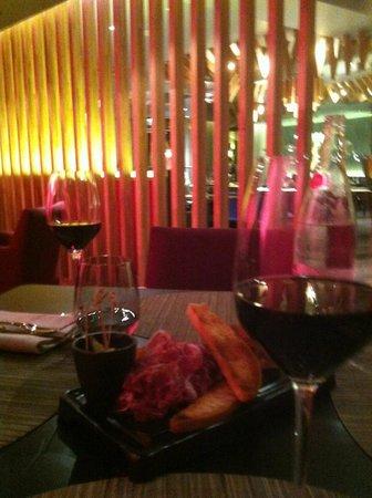 Pullman Paris Centre - Bercy: un verre avec modération