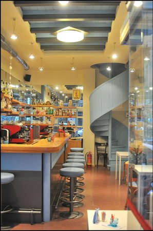 Mikron Coffee Corner: Μικρον coffee corner