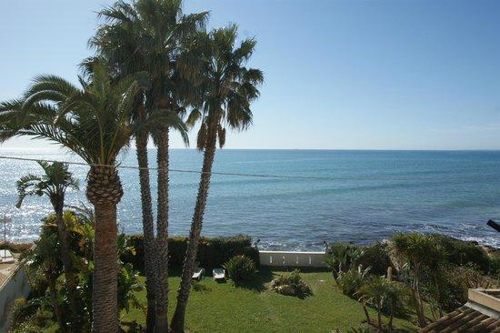 Die herrliche Aussicht - Foto di B&B La Terrazza sul mare, Avola ...