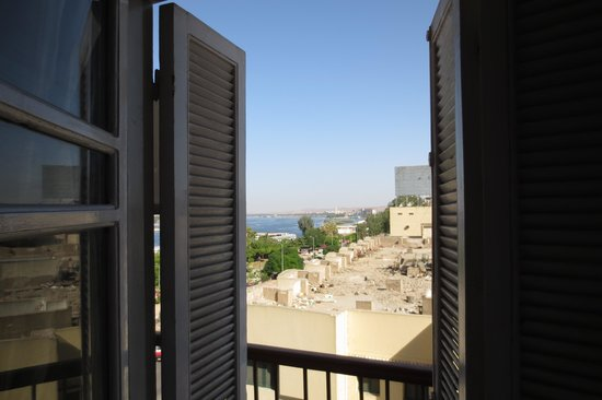 El Salam Hotel : View from my window