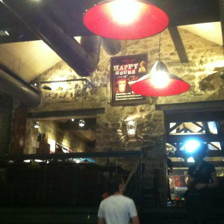 The Frog at Bercy Village : la salle